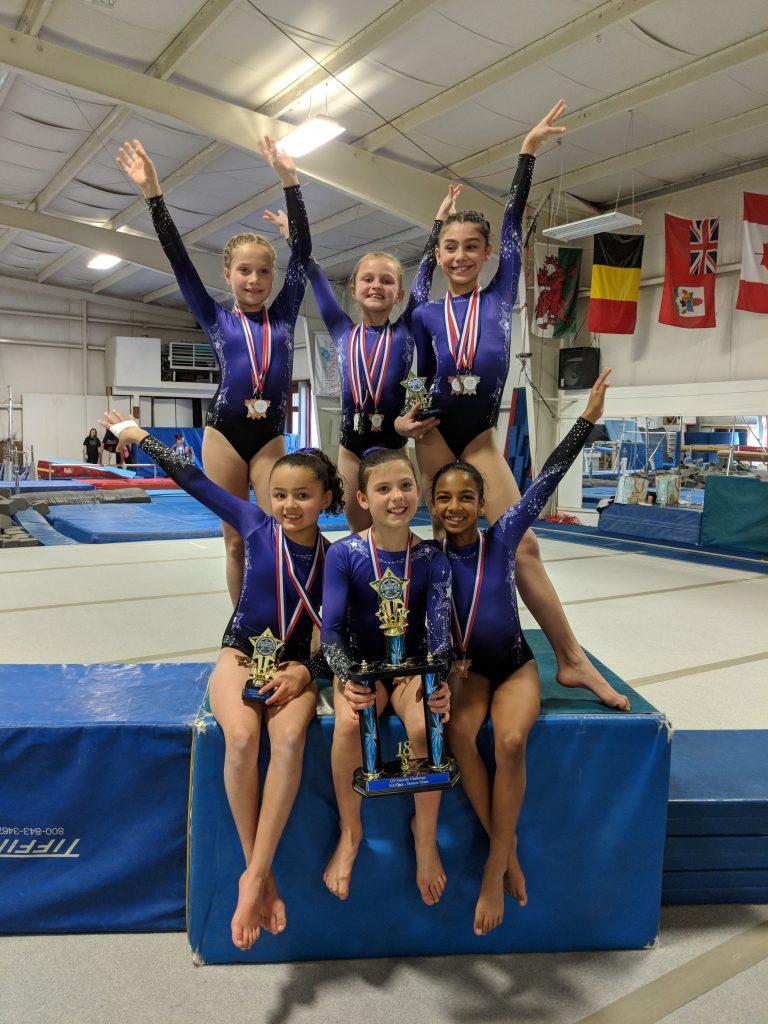 Competition Shrewsbury Gymnastics