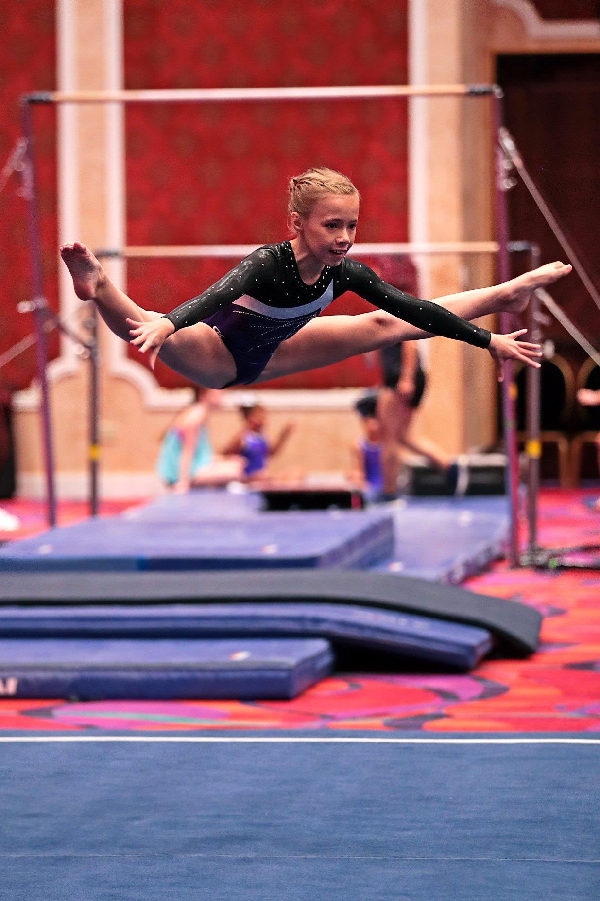 Best Gymnast Ever